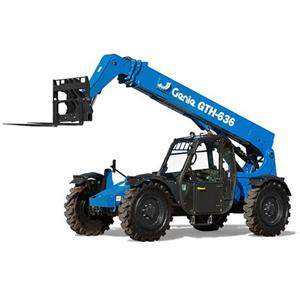 GTH636 Genie Forklift