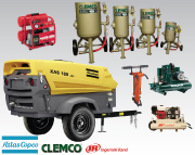 Compressors, Air Tools & Accessories