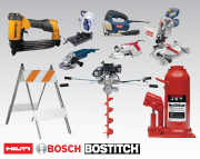 General Building Tools & Equipment