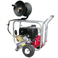 JETTER JD4040HG 4000 PSI GAS 150 PRES PRO