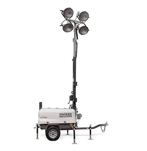 Wacker LTN6C Trailer-Mounted Light Tower