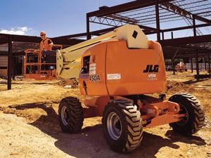 JLG 450AJ 4x4 Boomlift