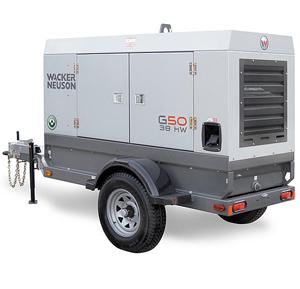 Wacker G50 Mobile Generator