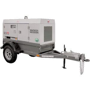 Wacker G25 Generator