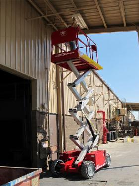 MEC 3259 ERT Scissor Lift