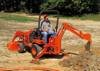 Kubota BX25D Sub-Compact Tractor