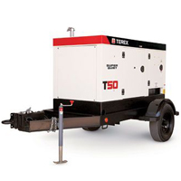 T50 Terex Generator