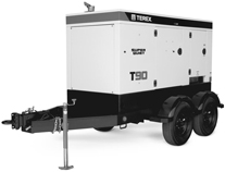 Terex 90 KW Portable Generator