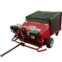 Turfmaster HMW2448 Sweep-All lawn mower