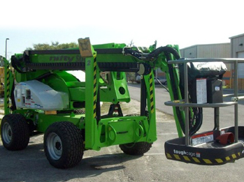 SD64 4x4x4 Self Drive Work Platform