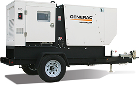 Generac MDG100D Generator