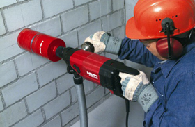 Hilti DD-130 Diamond Core Drilling System