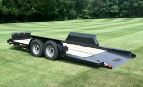 No Ramp U-19 Trailer