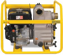 Wacker PT2A Centrifugal Pump