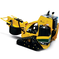 SC30TX Vermeer Stump Grinder