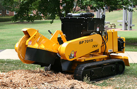 SP7015TRX TRACK STUMP CUTTER