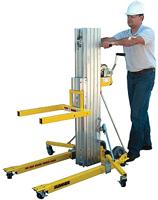 Sumner 2412 Material Lift