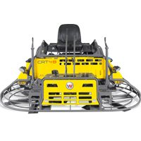 Wacker CRT48 Ride-on Trowels