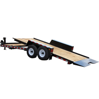 Tow Master T-12DT Trailer
