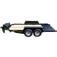 No Ramp U-14 Trailer
