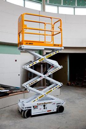 Hy-Brid 1430 Scissor Lift