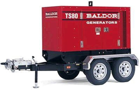 Baldor TS80T Power Generator
