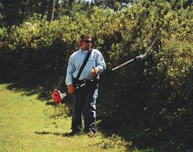 STIHL Articulating Pole Hedger HL100
