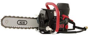 ICS 680GC Gas Powered Concrete Chain Saw