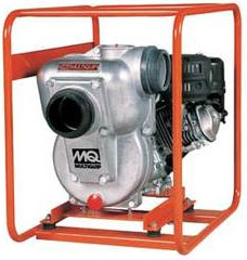 Multiquip QP-402 Centrifugal Pump