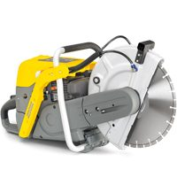 Wacker Neuson BTS635 Cut Off Saw