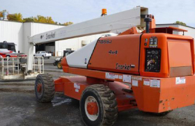 Snorkel TB66J Telescopic Boomlift