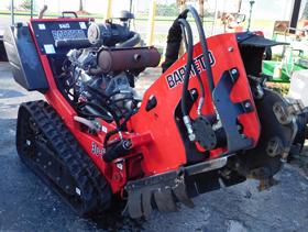 Barreto 30SG Stump Grinder