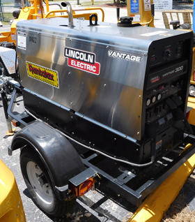 Vantage 300 Engine Driven Welder