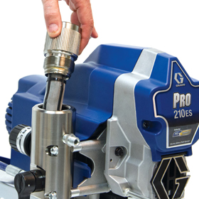 Graco Pro 210 Cart Airless Paint Sprayer