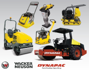 Compaction Equipment & Rollers