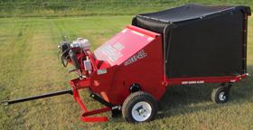 Turfmaster HMW2448 Lawn Sweeper