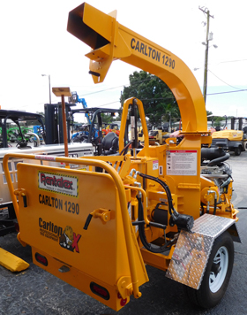 1290 Carlton 9in Hyd Brush Chipper