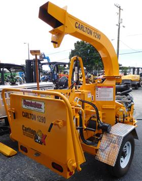 1290 Carlton 9in Hyd Brush Chipper