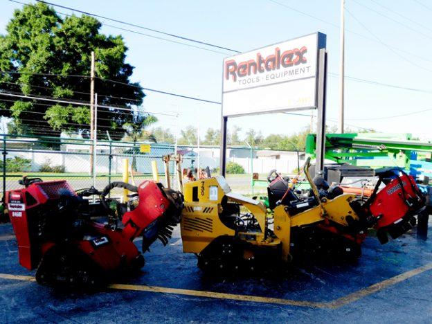 Rentalex - Lawn Equipment Rentals