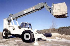 Terex 1056C 55' Reach Forklift