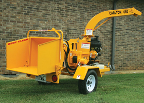 Carlton 660 Wood Chipper
