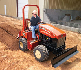 Ditchwitch RT40 Compact Trencher