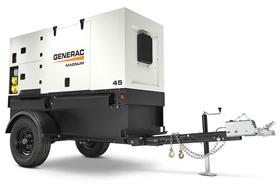 Generac MMG45IF4 Diesel Generator