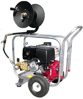 Pressure Pro JD4040HG 4000 PSI Pro-Jet Drain Cleaner