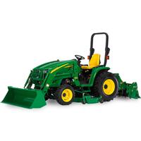 John Deere 3320 Compact Utility Tractor