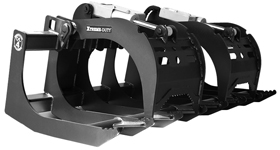 Xtreme Duty Root Grapple