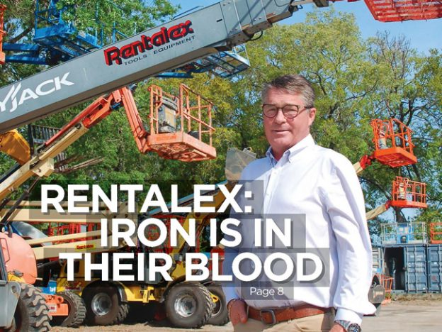Rentalex Iron Is In Their Blood