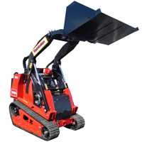 Skid Steer Bucket Attachment