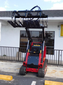 Bradco Grapple Attachment by Paladino