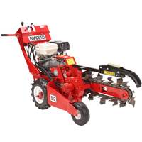 Barreto 912 Mini Trencher